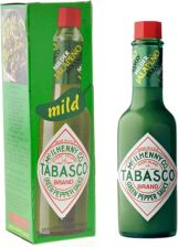 Tabasco green pepper mild sos tabasco łagodny 60ml