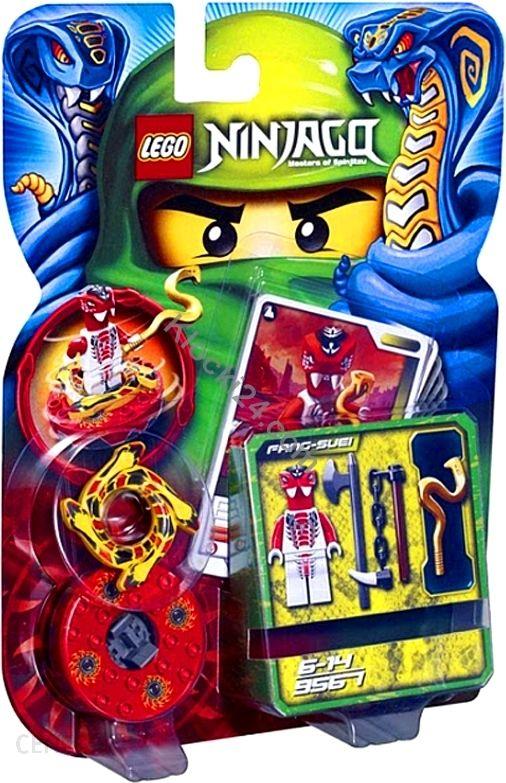 Lego Ninjago Spinners Fang-Suei 9567