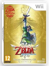The Legend of zelda Skyward Sword (Special Edition CD) (Gra Wii)