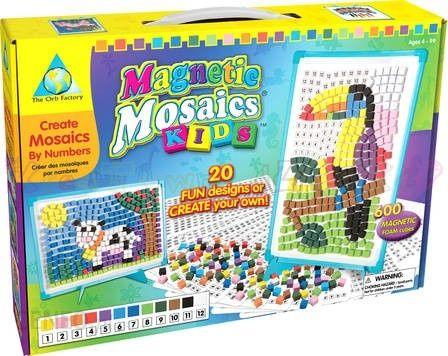 Orb Factory Mozaika Magnetyczna - Kids