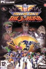 Freedom Force VS The 3rd Reich (Gra PC)