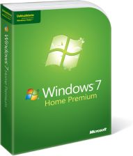 Microsoft Windows 7 Home Premium PL BOX Upgrade (GFC-00171)