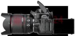 Nikon D90 + AF-S DX NIKKOR 18-105 mm VR