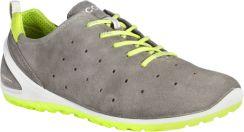 ECCO buty Biom Lite 80200405375 Odcienie szarości i srebra