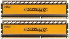 Crucial 1600MHz 8GB DDR3 PC3-12800 Kit (BLT2CP4G3D1608DT1TX0CEU)