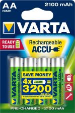 Varta Rechargeable Power Accu R6 2100 mAh (56706)