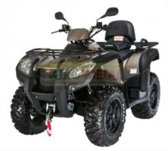 Quad Kymco 500i IRS DX