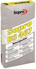 Sopro BS 467 Szpachla do betonu - 25 kg