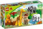 Lego Duplo Ville Małe Zoo 4962