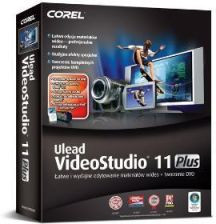 Corel VideoStudio 11 Plus, CD, W32, EN (VS11PLIEPC)