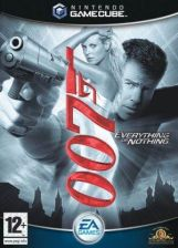 James Bond 007: Everything Or Nothing (Gra GC)