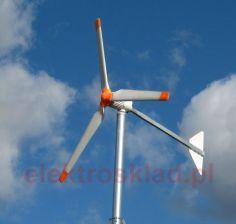 Elektrownia wiatrowa HAWT 1000 48V
