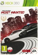 Need For Speed Most Wanted (Gra Xbox 360)