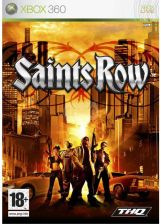 Saints Row (Gra Xbox360)