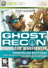 Tom Clancys Ghost Recon 3 Advanced Warfighter (Gra Xbox 360)