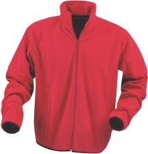 Polar Męski Harvest Lancaster Men Fleece Red Polar Męski Harvest Lancaster Men Fleece Red S