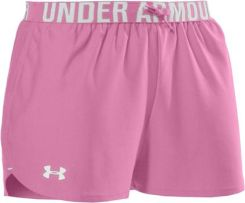 Under Armour spodenki The Play Up Short (jasno-różowe) 1228385-682