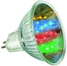 Paulmann LED LED 12V GU5.3 50000h Multicolor 28001