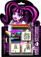 Multiprint Pieczątki Shaped Monster High 11869