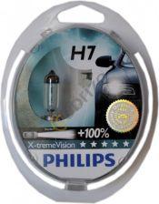 PHILIPS H7 X-TREME VISION +100% ŚWIATŁA 2szt