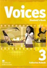 Voices 3 Student's Book. Gimnazjum