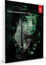 Adobe Dreamweaver CS6 PL WIN BOX (65168500)