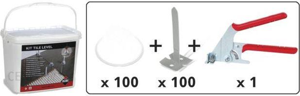 Rubi System szybkiego poziomowania zestaw 8413797029925
