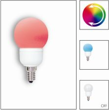 Paulmann LED Globe 60 Multicolor 7 BarW 1W E14 28021