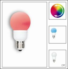 Paulmann Led Globe 60 Multicolor 7 Barw 1w E27 28020