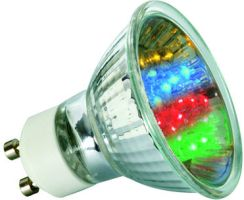 Paulmann LED Multicolor 7 BarW 1W GU10 28013