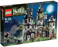 Lego Monster Fighters Zamek Wampirów 9468