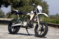 Rieju MRT 50 Supermotard