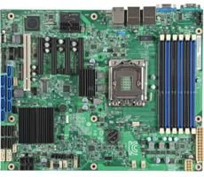 Intel Server Board DBS1400FP4 I/O shield QuickStartGuide FREEMONT PASS