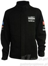 World Rally Championship Wrc Polar Męski Zipper Wrc 2012