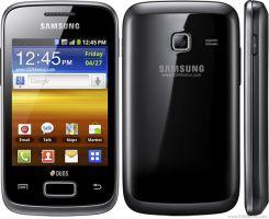 Samsung Galaxy Y DUOS GT-S6102 czarny