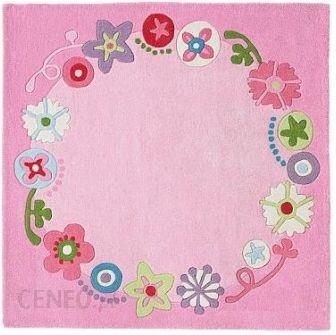 Haba Dywan Różowe Kwiaty 8062