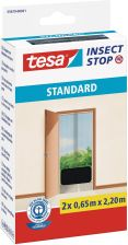 Tesa Moskitiera Na Drzwi Insect Stop Standard 130x220cm Antracyt