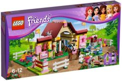 Lego Friends Stajnia W Heartlake 3189 - 0