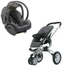Quinny Buzz Adaptery Do Fotelika Maxi-Cosi - 0