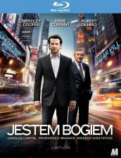 Jestem bogiem (Limitless) (Blu-ray)