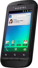 Alcatel One Touch OT-918D czarny
