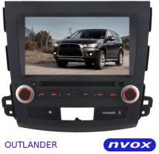 NVOX do MITSUBISHI OUTLANDER (JD 8956 )