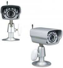 4World SECURITY IR IP55 (ANL-01-BZ) (07664)