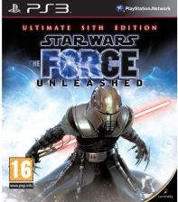 Star Wars: The Force Unleashed (Gra PS3)