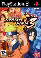 Naruto Ultimate Ninja 3 (Gra PS2)