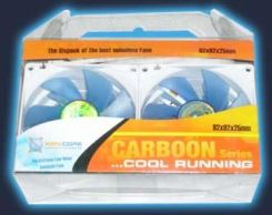 XenCore Carboon ONE-Phase SPS Fan 92mm