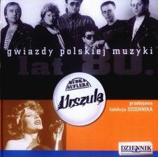 Urszula - Gwiazdy Polskiej Muzyki Lat 80. 20: Urszula i Budka Suflera (CD)