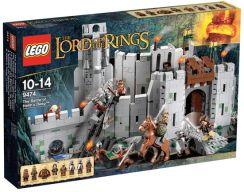 Lego Władca Pierścieni Bitwa o Helmowy Jar 9474
