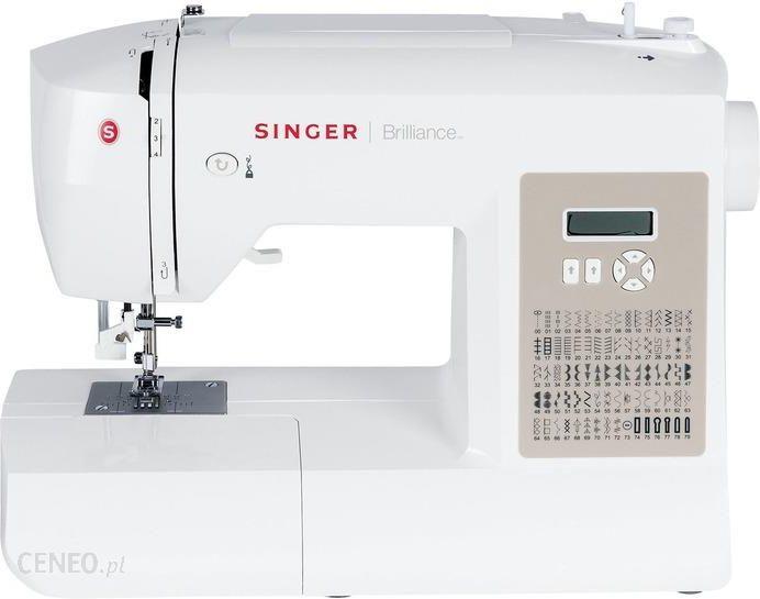 Maszyna do szycia singer 6180