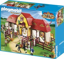 Playmobil Country Stadnina Koni 5221